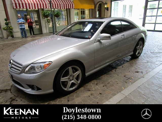 Pre-Owned 2010 Mercedes-Benz CL-Class CL 550