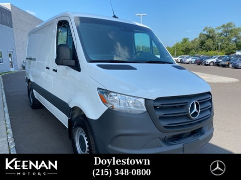 Pre-Owned 2020 Mercedes-Benz Sprinter 2500 Cargo Van